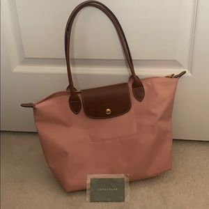 Longchamp Le Pliage Small Pink